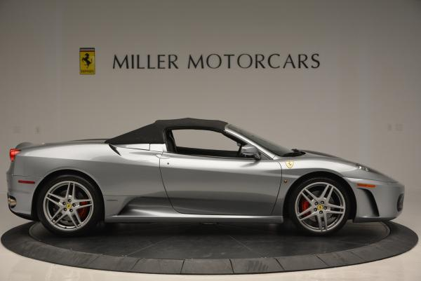 Used 2005 Ferrari F430 Spider for sale Sold at Pagani of Greenwich in Greenwich CT 06830 21