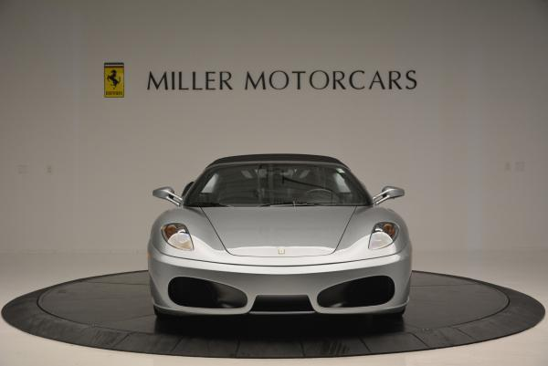 Used 2005 Ferrari F430 Spider for sale Sold at Pagani of Greenwich in Greenwich CT 06830 24