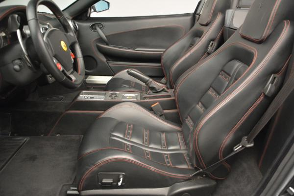 Used 2005 Ferrari F430 Spider for sale Sold at Pagani of Greenwich in Greenwich CT 06830 26