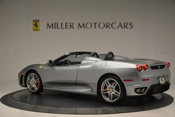 Used 2005 Ferrari F430 Spider for sale Sold at Pagani of Greenwich in Greenwich CT 06830 4