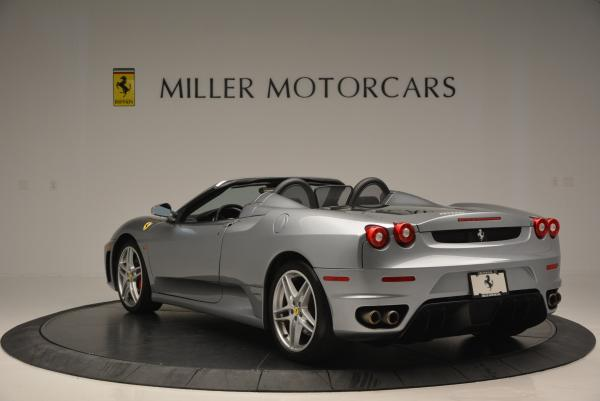 Used 2005 Ferrari F430 Spider for sale Sold at Pagani of Greenwich in Greenwich CT 06830 5
