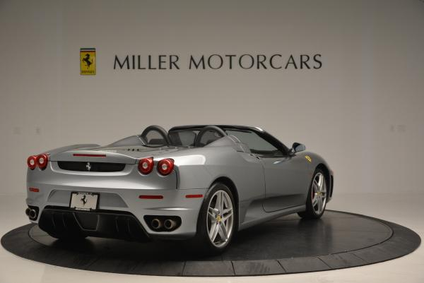 Used 2005 Ferrari F430 Spider for sale Sold at Pagani of Greenwich in Greenwich CT 06830 7