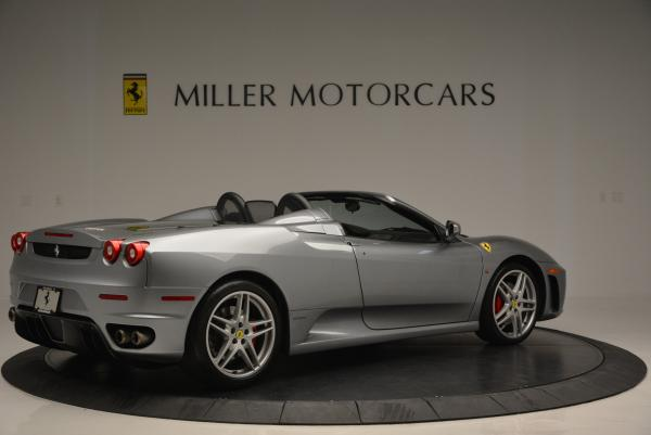 Used 2005 Ferrari F430 Spider for sale Sold at Pagani of Greenwich in Greenwich CT 06830 8