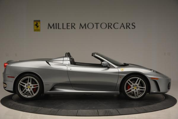 Used 2005 Ferrari F430 Spider for sale Sold at Pagani of Greenwich in Greenwich CT 06830 9