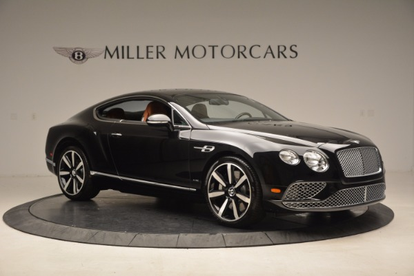 Used 2017 Bentley Continental GT W12 for sale Sold at Pagani of Greenwich in Greenwich CT 06830 10