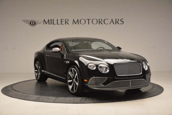 New 2017 Bentley Continental GT W12 for sale Sold at Pagani of Greenwich in Greenwich CT 06830 11