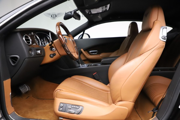 Used 2017 Bentley Continental GT W12 for sale Sold at Pagani of Greenwich in Greenwich CT 06830 17