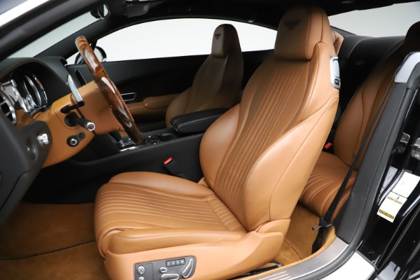 New 2017 Bentley Continental GT W12 for sale Sold at Pagani of Greenwich in Greenwich CT 06830 18