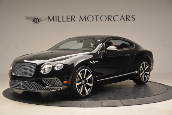 New 2017 Bentley Continental GT W12 for sale Sold at Pagani of Greenwich in Greenwich CT 06830 2