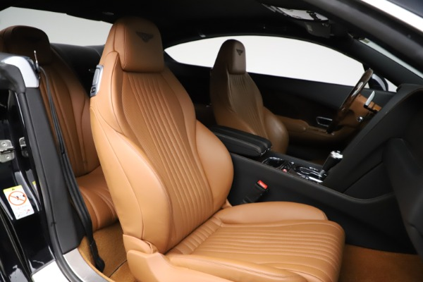 Used 2017 Bentley Continental GT W12 for sale Sold at Pagani of Greenwich in Greenwich CT 06830 24