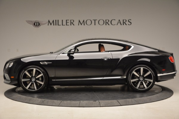 Used 2017 Bentley Continental GT W12 for sale Sold at Pagani of Greenwich in Greenwich CT 06830 3