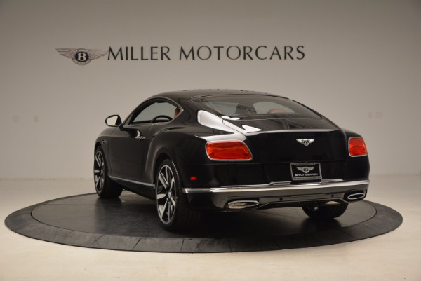 New 2017 Bentley Continental GT W12 for sale Sold at Pagani of Greenwich in Greenwich CT 06830 5