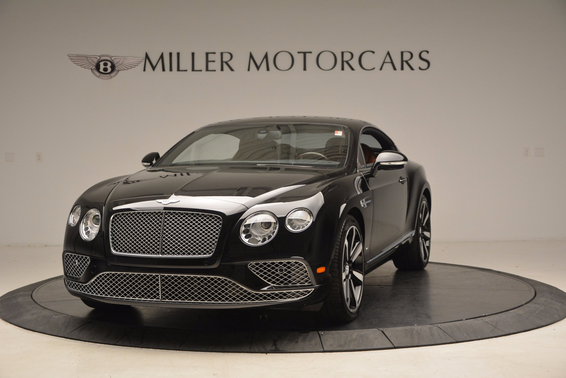 New 2017 Bentley Continental GT W12 for sale Sold at Pagani of Greenwich in Greenwich CT 06830 1