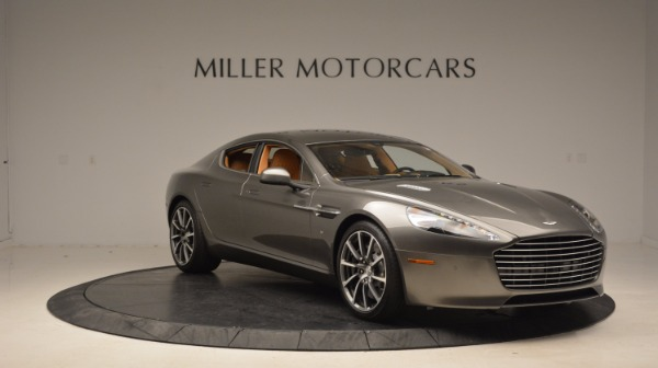 New 2017 Aston Martin Rapide S Shadow Edition for sale Sold at Pagani of Greenwich in Greenwich CT 06830 11