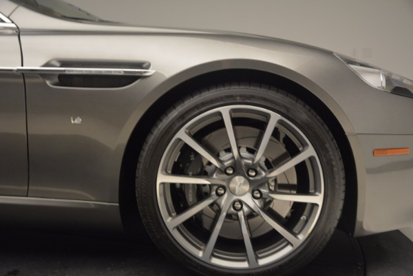 New 2017 Aston Martin Rapide S Shadow Edition for sale Sold at Pagani of Greenwich in Greenwich CT 06830 23