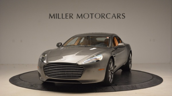 New 2017 Aston Martin Rapide S Shadow Edition for sale Sold at Pagani of Greenwich in Greenwich CT 06830 1