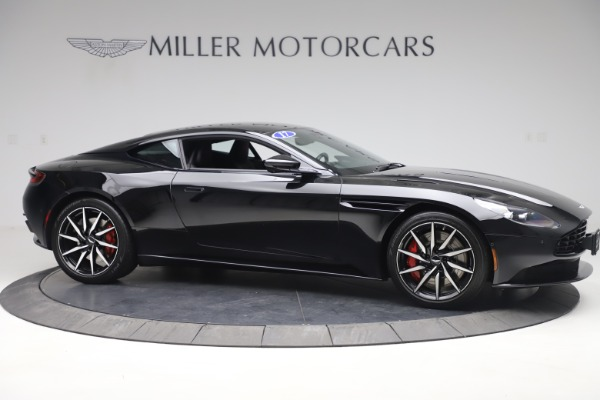 Used 2017 Aston Martin DB11 V12 Coupe for sale $135,900 at Pagani of Greenwich in Greenwich CT 06830 10