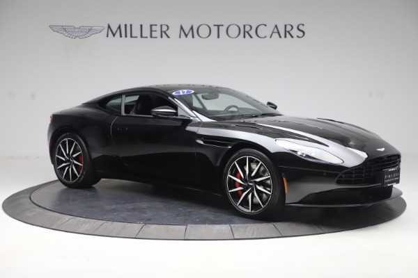 Used 2017 Aston Martin DB11 V12 Coupe for sale $135,900 at Pagani of Greenwich in Greenwich CT 06830 11