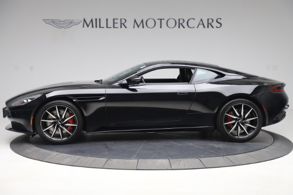 Used 2017 Aston Martin DB11 V12 Coupe for sale Sold at Pagani of Greenwich in Greenwich CT 06830 3