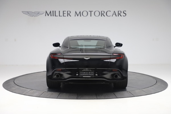 Used 2017 Aston Martin DB11 V12 Coupe for sale $135,900 at Pagani of Greenwich in Greenwich CT 06830 6