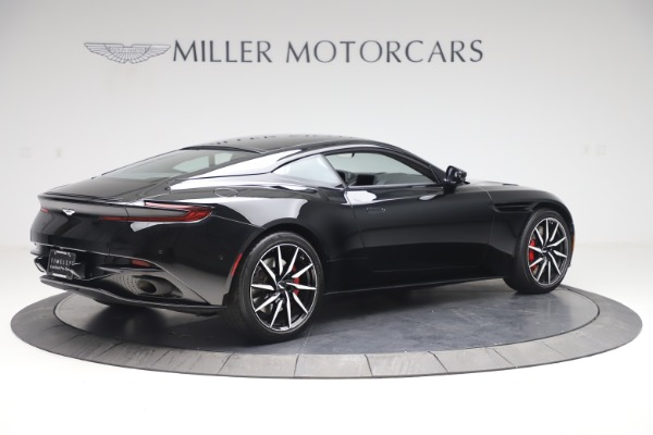 Used 2017 Aston Martin DB11 V12 Coupe for sale Sold at Pagani of Greenwich in Greenwich CT 06830 7