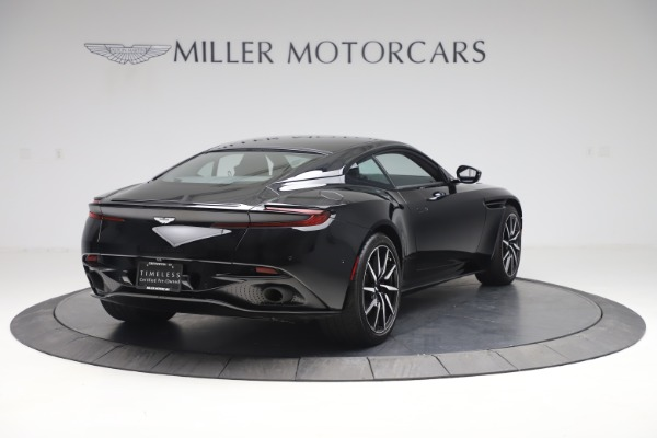 Used 2017 Aston Martin DB11 V12 Coupe for sale $135,900 at Pagani of Greenwich in Greenwich CT 06830 8