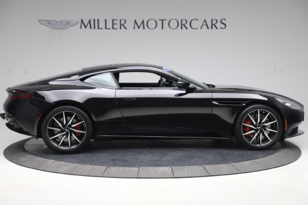 Used 2017 Aston Martin DB11 V12 Coupe for sale Sold at Pagani of Greenwich in Greenwich CT 06830 9