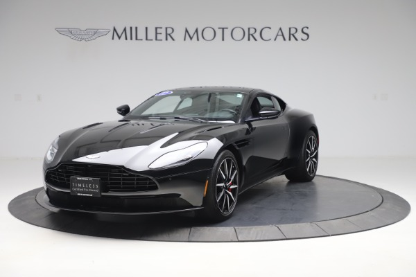 Used 2017 Aston Martin DB11 V12 Coupe for sale $135,900 at Pagani of Greenwich in Greenwich CT 06830 1