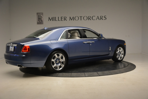 Used 2010 Rolls-Royce Ghost for sale Sold at Pagani of Greenwich in Greenwich CT 06830 10
