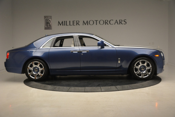 Used 2010 Rolls-Royce Ghost for sale Sold at Pagani of Greenwich in Greenwich CT 06830 11