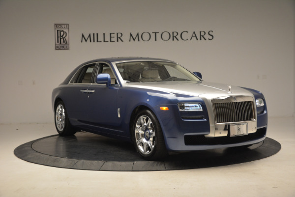 Used 2010 Rolls-Royce Ghost for sale Sold at Pagani of Greenwich in Greenwich CT 06830 13