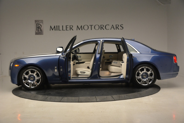 Used 2010 Rolls-Royce Ghost for sale Sold at Pagani of Greenwich in Greenwich CT 06830 14