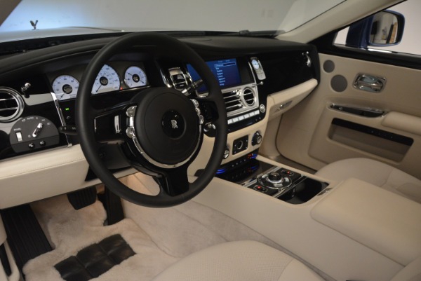 Used 2010 Rolls-Royce Ghost for sale Sold at Pagani of Greenwich in Greenwich CT 06830 19