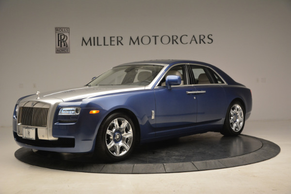 Used 2010 Rolls-Royce Ghost for sale Sold at Pagani of Greenwich in Greenwich CT 06830 3