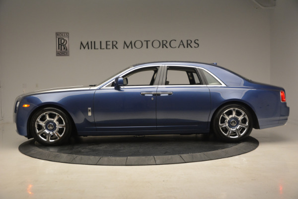 Used 2010 Rolls-Royce Ghost for sale Sold at Pagani of Greenwich in Greenwich CT 06830 4