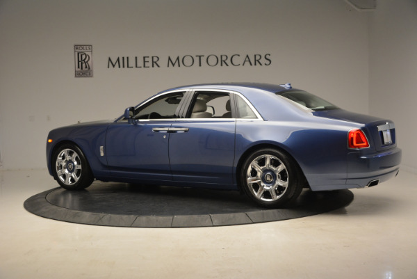 Used 2010 Rolls-Royce Ghost for sale Sold at Pagani of Greenwich in Greenwich CT 06830 5