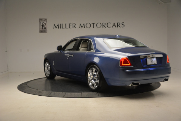 Used 2010 Rolls-Royce Ghost for sale Sold at Pagani of Greenwich in Greenwich CT 06830 6