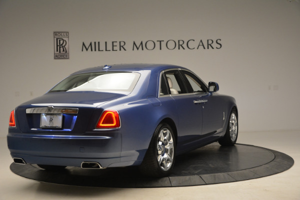 Used 2010 Rolls-Royce Ghost for sale Sold at Pagani of Greenwich in Greenwich CT 06830 8