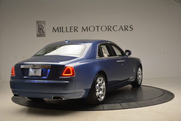 Used 2010 Rolls-Royce Ghost for sale Sold at Pagani of Greenwich in Greenwich CT 06830 9
