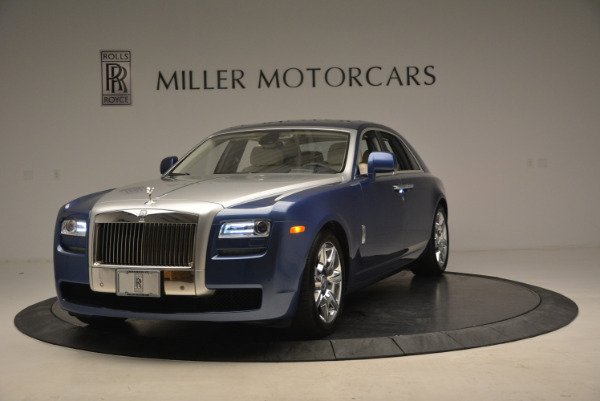 Used 2010 Rolls-Royce Ghost for sale Sold at Pagani of Greenwich in Greenwich CT 06830 1