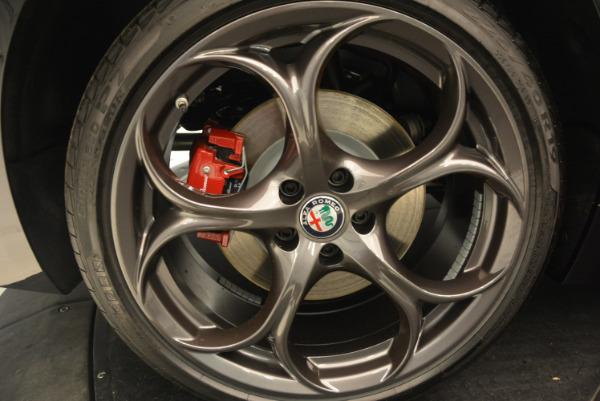 New 2017 Alfa Romeo Giulia Ti Sport Q4 for sale Sold at Pagani of Greenwich in Greenwich CT 06830 25