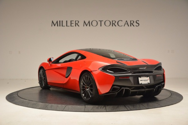 Used 2017 McLaren 570GT for sale Sold at Pagani of Greenwich in Greenwich CT 06830 5