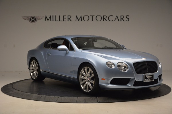 Used 2015 Bentley Continental GT V8 S for sale Sold at Pagani of Greenwich in Greenwich CT 06830 11