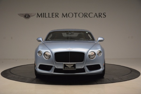 Used 2015 Bentley Continental GT V8 S for sale Sold at Pagani of Greenwich in Greenwich CT 06830 12