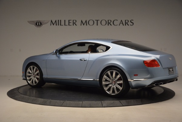 Used 2015 Bentley Continental GT V8 S for sale Sold at Pagani of Greenwich in Greenwich CT 06830 4