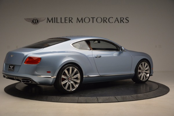 Used 2015 Bentley Continental GT V8 S for sale Sold at Pagani of Greenwich in Greenwich CT 06830 8
