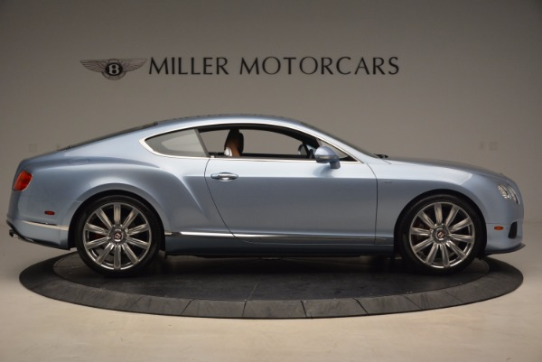 Used 2015 Bentley Continental GT V8 S for sale Sold at Pagani of Greenwich in Greenwich CT 06830 9