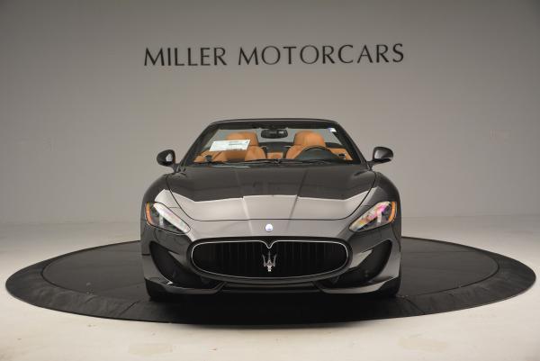 New 2016 Maserati GranTurismo Sport for sale Sold at Pagani of Greenwich in Greenwich CT 06830 23