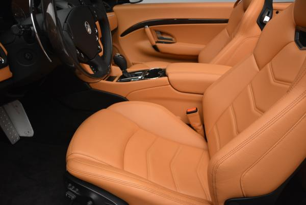 New 2016 Maserati GranTurismo Sport for sale Sold at Pagani of Greenwich in Greenwich CT 06830 25