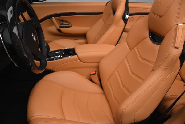 New 2016 Maserati GranTurismo Sport for sale Sold at Pagani of Greenwich in Greenwich CT 06830 27